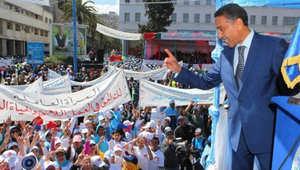 الميلودي المخارق، الأمين العام للاتحاد المغربي للشغل