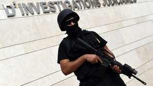 أعلنت وزارة الداخلية المغربية اليوم الخميس عن تفكيك خلية مسلّحة