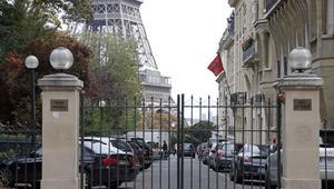 السفارة المغربية بباريس