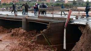 مصرع ثلاث نساء وطفلتين في المغرب إثر سيّول قويّة في عز الصيف