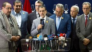 """غليان واسع داخل """"العدالة والتنمية"""" بسبب تنازلات العثماني في حكومة المغرب"""