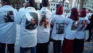 لا تزال تداعيات التدخل الأمني الذي طال تظاهرات الأساتذة المتدربين أمس الخميس