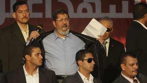 """قضاء مصر ينظر بدعوى تطلب اعتبار مرسي """"مسجل خطر شقي فئة أ"""""""