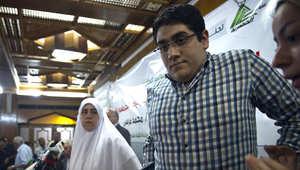 """محكمة مصرية تقضي بحبس نجل مرسي وصديقه لمدة عام بقضية """"الحشيش"""""""