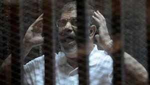 """مصر.. تأجيل محاكمة مرسي و35 متهماً بقضية """"التخابر"""" لـ22 ديسمبر"""