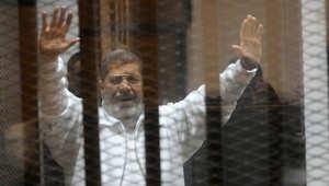 """محاكمة جديدة لمرسي بتهمة """"التخابر"""" مع قطر والإعدام لـ183 بـ""""مجزرة كرداسة"""""""