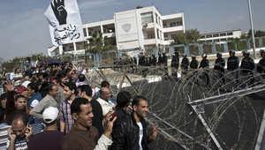 """تأجيل محاكمة مرسي و35 متهماً بقضية """"التخابر"""" لـ28 أبريل"""