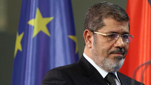 الرئيس المصري المعزول محمد مرسي
