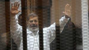 """هيومن رايتس ووتش: محاكمة مرسي """"معيبة.. مسيسة وحافلة بالأخطاء"""""""