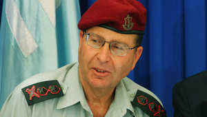 صورة أرشيفية لوزير الدفاع الإسرائيلية، موشية يعالون