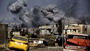مسؤول عراقي: غارة التحالف استهدفت شاحنة متفجرات لداعش