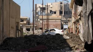"""الجيش العراقي: مؤشرات لدور لـ""""داعش"""" في قتلى الموصل.. والدفاع المدني: غارة التحالف هي السبب"""