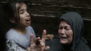 قدرت الامم المتحدة أن ما بين 70 إلى 80 في المائة من القتلى مدنيون
