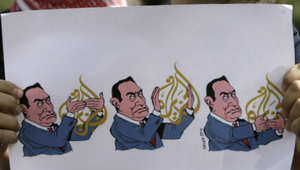 """الحكم بوقف بث """"الجزيرة مصر"""": ظنناها ملاكاً يحمي الربيع العربي تبين أنها شيطان مريد"""