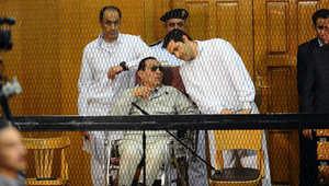 """النقض تمدد الترقب إلى 4 يونيو.. هل يعود مبارك إلى قفص """"محاكمة القرن"""" للمرة الثالثة؟"""