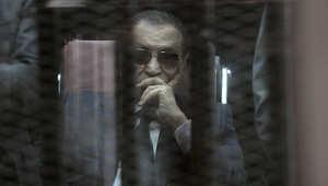 """مبارك في قفص الاتهام للمرة الأخيرة بـ""""قضية القرن"""""""