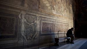 لوحة إيطالية نادرة سُرقت عام 2014 يُعْثر عليها في المغرب