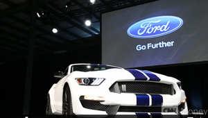 لقطة من فيديو للسيارة الجديدة