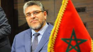 مصطفى الرميد، وزير العدل والحريات المغربي
