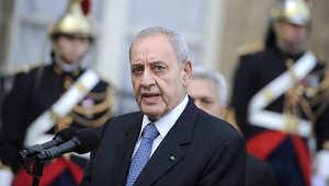 رئيس مجلس النواب اللبناني نبيه بري