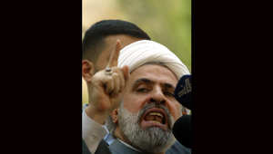 """القيادي بحزب الله نعيم قاسم: السعودية تضع أموالها بخدمة """"قُطاع الرؤوس"""" بالقاعدة وداعش والنصرة"""