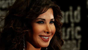 المغنية اللبنانية نانسي عجرم