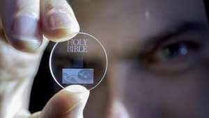 """لن تضيع ذكرى حضارة الأرض: اختراع هياكل نانو زجاجية تشبه """"بلورات ذاكرة سوبرمان"""".. تُخزن 360 تيرابايت لمليارات السنين"""