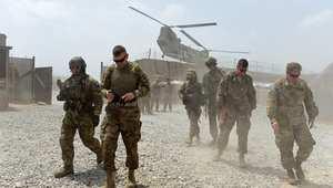 الناتو يعلن مقتل اثنين من جنوده في هجوم مسلح جنوب أفغانستان
