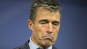 أمين حلف الناتو بكييف وسط أنباء عن تزايد الحشود الروسية قرب أوكرانيا
