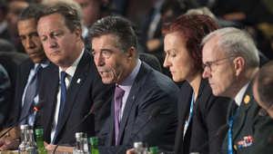 """الناتو يعلن تشكيل قوة رد سريع لمواجهة """"تهديدات عالمية"""" منها """"داعش"""" وروسيا"""