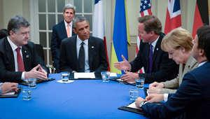 معارك طاحنة بشرق أوكرانيا.. الناتو ينتقد روسيا.. وأمريكا تهدد بعقوبات إضافية