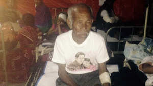 بعد أسبوع على زلزال نيبال.. انتشال عجوز 101 عاماً حياً من تحت الأنقاض