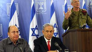 نتنياهو: لن نقبل وقف إطلاق النار دون تدمير الأنفاق وعلينا كسر قدرة حماس