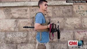 مصدر يكشف لـCNN خفايا خطف فولي: اعتقلته جبهة النصرة وتسلمته داعش.. وسُجن لفترة بحلب