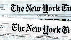 هذه ليست المرة الأولى التي ترتكب فيها الصحيفة الأمريكية خطأ مطبعيا