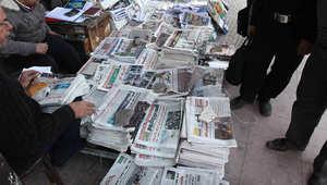 صحف القاهرة: النور يصف السيسي بالمؤمن بالله والجيش يستعد لحماية الاقتراع