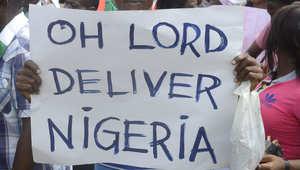 احتجاجات نيجرية على بوكو حرام