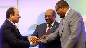 """إثيوبيا تستبق الاجتماع السداسي بتحويل مجرى النيل إلى """"سد النهضة"""""""