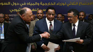 """مصر وإثيوبيا تبحثان """"شواغل سد النهضة"""" على نهر النيل"""