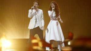 """حصد الثنائي النرويجي مورلاند وديبرا سكارليت على 109 نقطة بأغنية """"مورنستر لايك مي."""""""