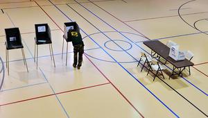 كارولاينا الشمالية تمدد الاقتراع ببعض دوائرها الانتخابية إثر عطل تقني