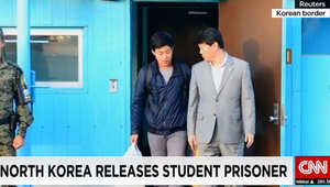 North Korea releases NYU student