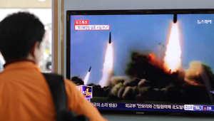 تبادل إطلاق النار بين الكوريتين بعد تلويح الشمالية بالنووي