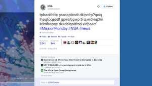 تغريدة للجواسيس.. حل الشيفرة وتوظف بأفضل جهاز مخابرات أمريكي