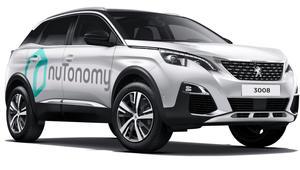 شركة فرنسية تجرّب سياراتها الذكية بسنغافورة