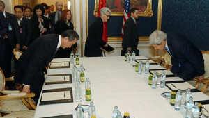 بدء المفاوضات في فيينا الاثنين