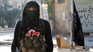 احد مقاتلي جبهة النصرة