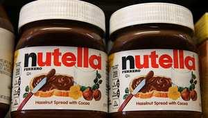 شوكولاتة نوتيللا الشهيرة