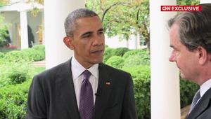 أوباما: لم يتوقع أحد خروج مبارك من السلطة بشكل جازم