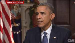 أوباما يتحدث لـCNN عن وعوده بإغلاق معتقل غوانتانامو منذ حملته الانتخابية العام 2008